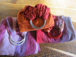Ring Slings - Natibaby, Didymos and Girasol